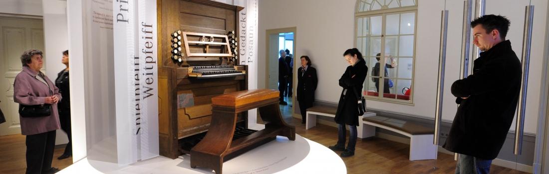 Interaktive und multimediale Ausstellung zu Leben und Wirken J. S. Bachs in Leipzig