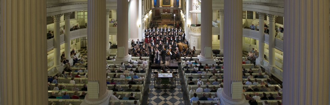 Unique concert experiences in St Nicholas's Church